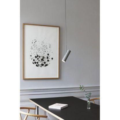 Lampa wisząca MIB jako doświetlenie kuchennego blatu
