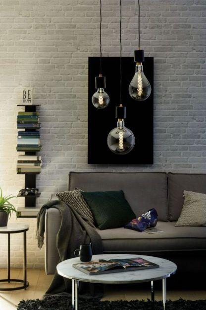 Żarówka Globe do lamp bez kloszy