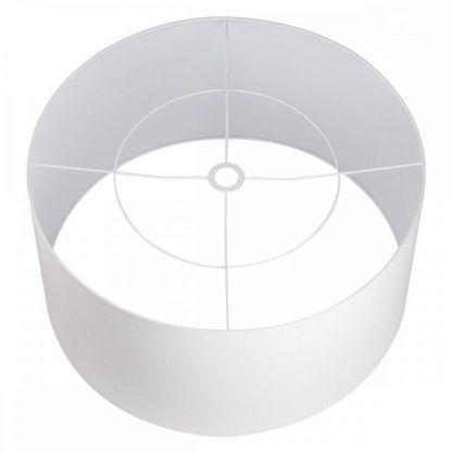 biały abażur do lampy h46322