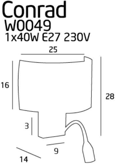 lampa k2gs35