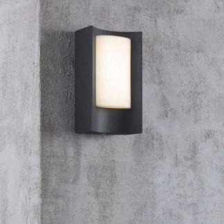 Kinkiet zewnętrzny Aspen do oświetlenia wejścia