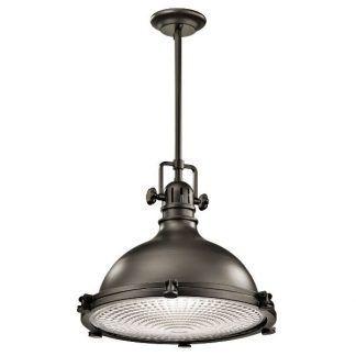 lampa industrialna do kuchni nad stół lub wyspę - czarna