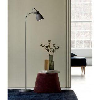 Lampa podłogowa Adrian jako oświetlenie strefy relaksu