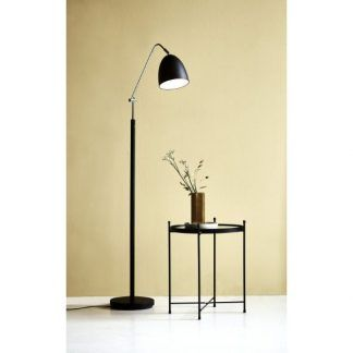 Lampa podłogowa Alexander do pokoju dziennego