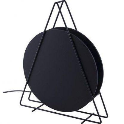 Lampa stołowa Wheel na półkę w salonie