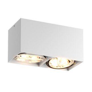 Lampa sufitowa Box na korytarz