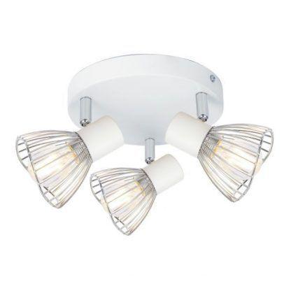 Lampa sufitowa Fly na minimalistyczny korytarz