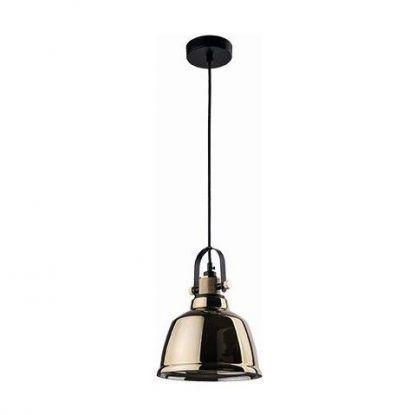 Lampa wisząca Amalfi do salonu industrialnego