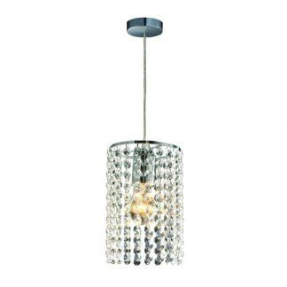 Lampa wisząca Bright Star do sypialni glamour