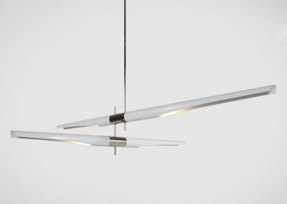 Lampa wisząca Dragonfly Duo do wysokiej kuchni