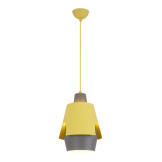 Lampa wisząca Falun do pokoju dziennego