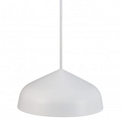 lampa - nowoczesna led - biała