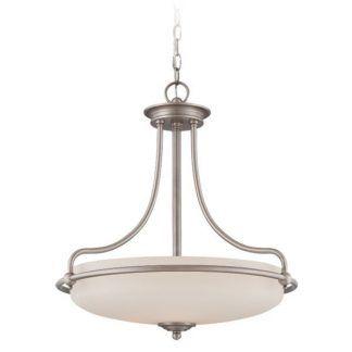 Lampa wisząca Griffin do klasycznego salonu