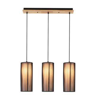 Lampa wisząca Kioto nad stół w jadalni
