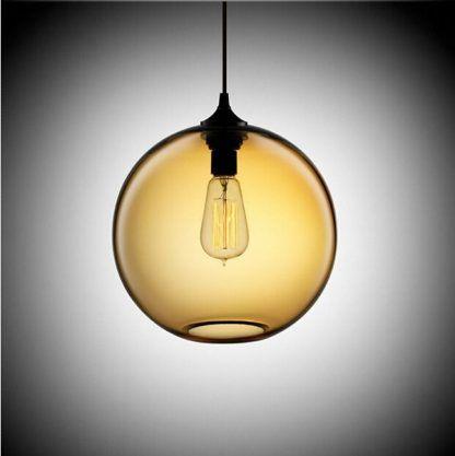 Lampa wisząca Love Bomb do salonu