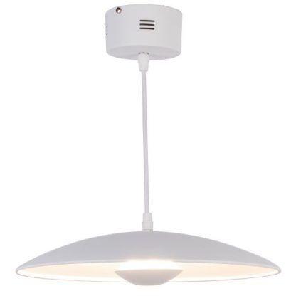 Lampa wisząca Lund do minimalistycznej jadalni
