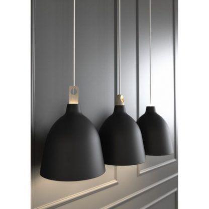 3 lampy wiszące obok siebie - aranzacje