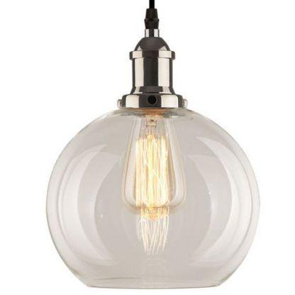 Lampa wisząca New York Loft No.2 do salonu