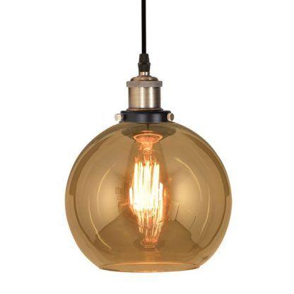 Lampa wisząca New York Loft No.2 nad kuchenną wyspę