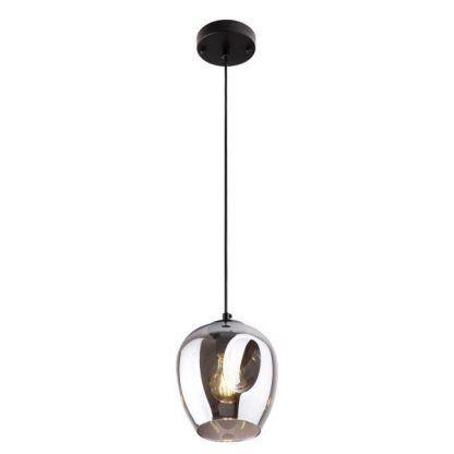 Lampa wisząca Spirit nad stolik w salonie