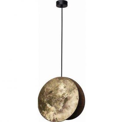 Lampa wisząca Wheel jako dekoracja salonu