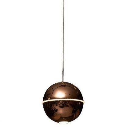 Lampa wisząca Zen jako ozdoba salonu