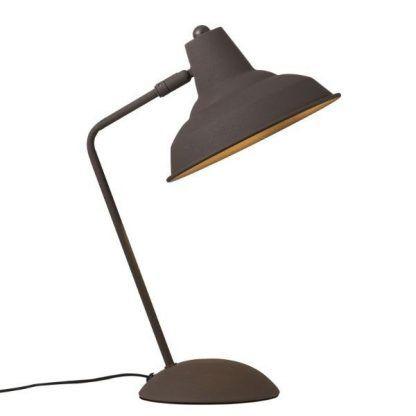loftowa lampa biurkowa do biura
