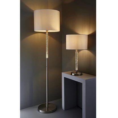 lampy stojące do salonu - eleganckie podłogowe aranżacje