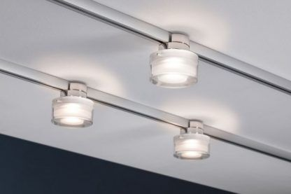 oświetlenie sufitowe w systemie szynowym