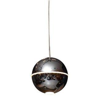 Piękna lampa wisząca LED Zen do sypialni