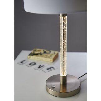 podstawa lampy stołowej eleganckiej