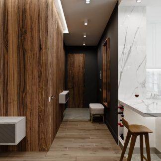 spoty i lampy sufitowe do łazienki - aranżacje