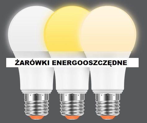 żarówki energooszczędne - wymiana