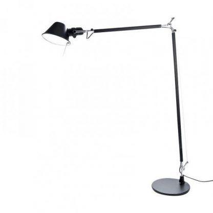 Lampa podłogowa Tolomeo Lettura do salonu