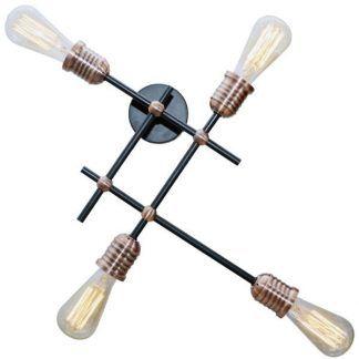 industrialna lampa bez kloszy