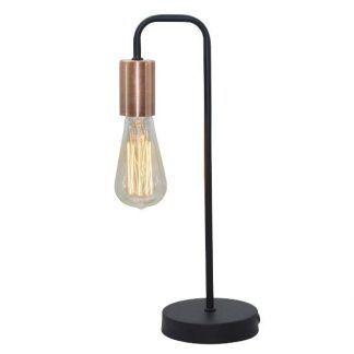 industrialna lampa stołowa