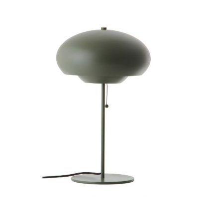 lampa biurkowa nowoczesna zgaszona zieleń