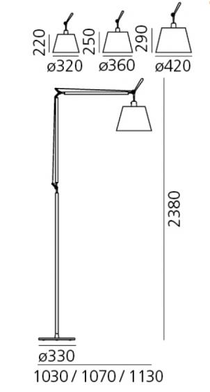 lampa d14