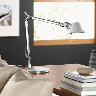 Lampa stołowa Tolomeo Mini do biura