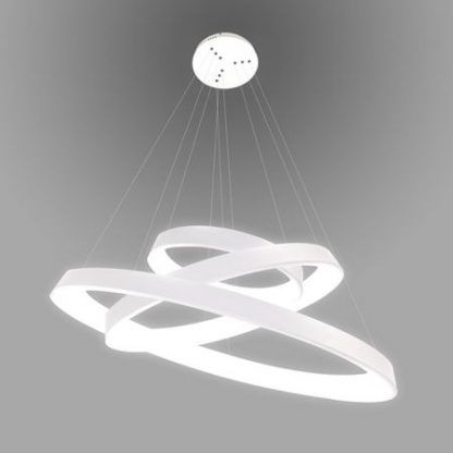 lampa wisząca do salonu ringi led