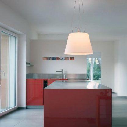 lampa wisząca nad kuchenny blat nowoczesna