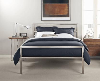 nowoczesna lampa nocna do sypialni biała