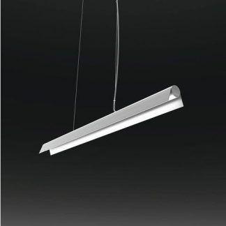 podłużna lampa wisząca led nowoczesna