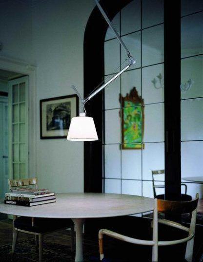 regulowana lampa wisząca nad stół nowoczesna