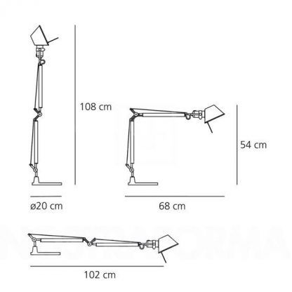 rysunek lampy k43440484
