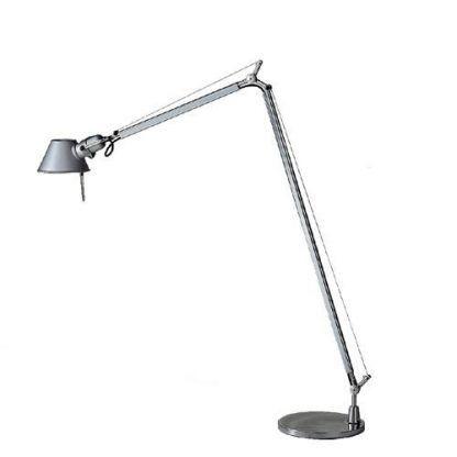 wysoka lampa podłogowa biurowa nowoczesna