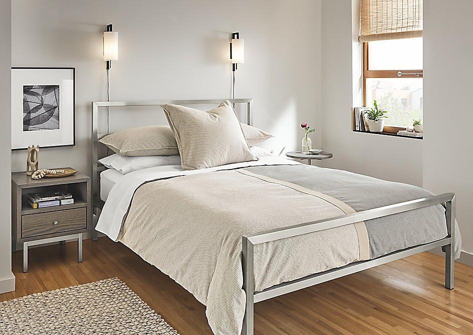 sypialnia w bloku - jak ją oświetlić