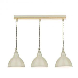 Lampa wisząca Blyton nad stół w jadalni