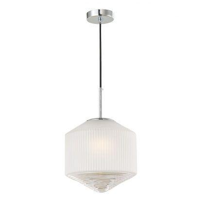 Lampa wisząca Nisha do gustownej jadalni nad stół