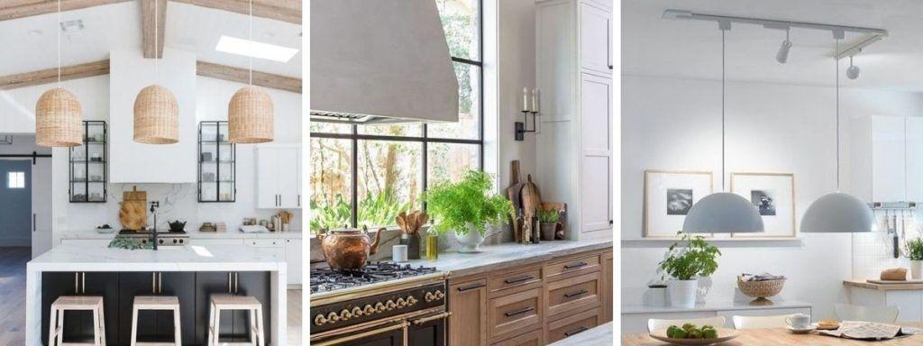jasne lampy do kuchni